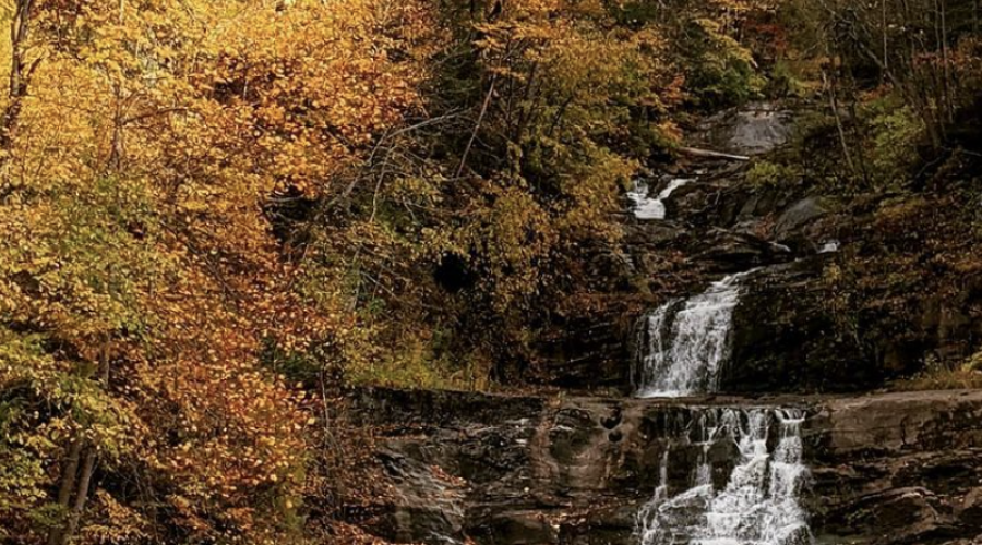 19 Connecticut Waterfalls To Photograph This Fall