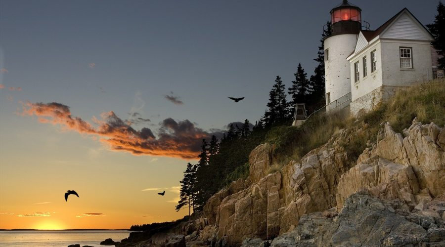23 Spectacular Lighthouses in DownEast Acadia Maine to Photograph