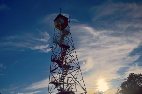 New Hampshire Fire Tower and Fire Lookouts