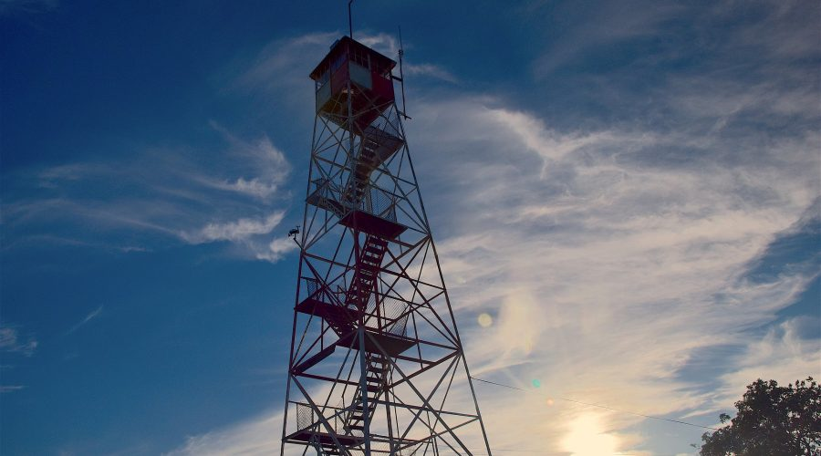 15 New Hampshire Fire Towers With Jaw-Dropping Views