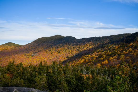 Fall Foliage Vermont Route 100